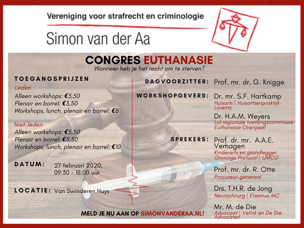 Congres Simon van der Aa