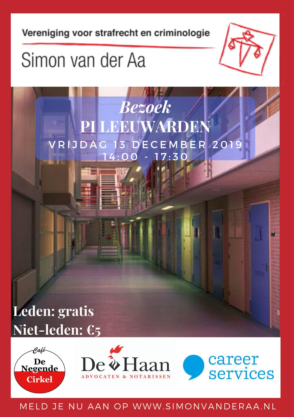 Bezoek PI Leeuwarden