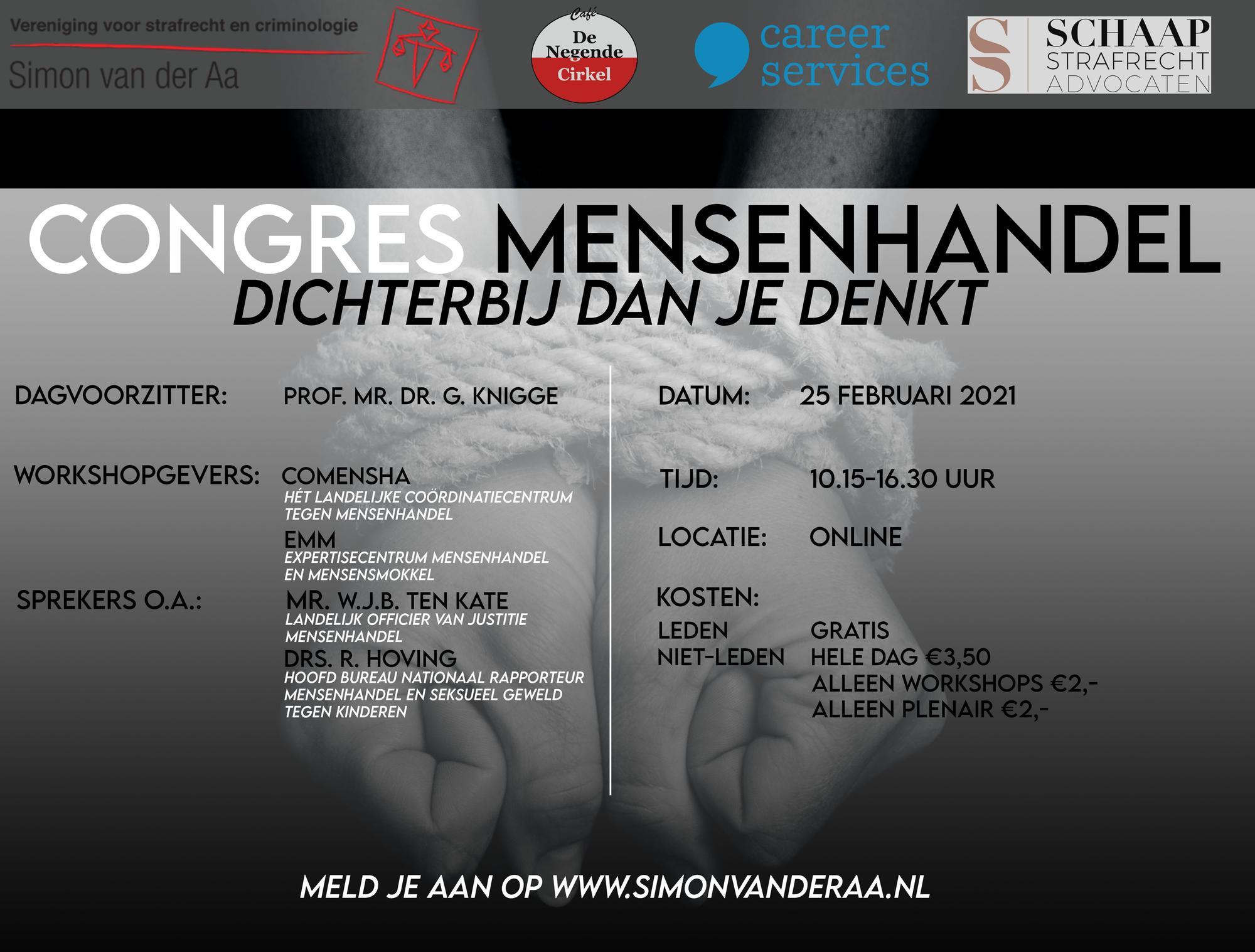 Congres Mensenhandel