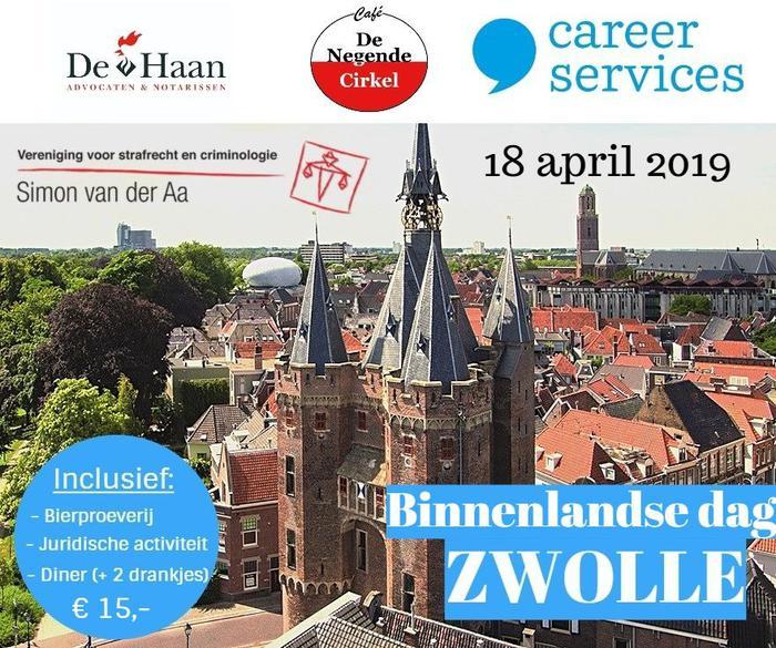 Binnenlandse dag: Zwolle