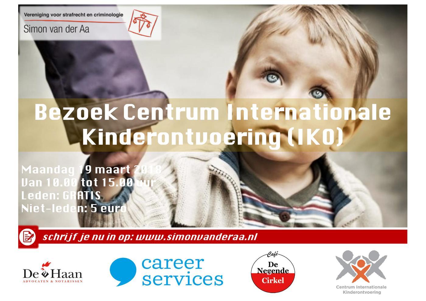 Kinderontvoering centrum Hilversum