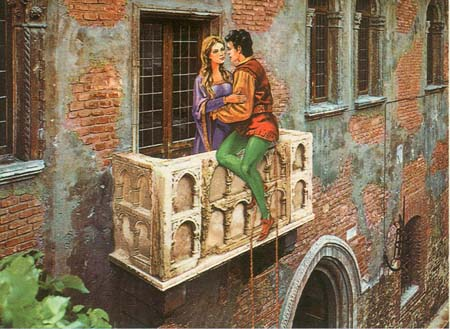 Column 'O Romeo, Romeo!'
